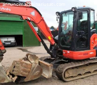 2011 KUBOTA U48-4  mini escavatore