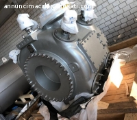 Feed Gas Compressor Nuovo Pignone SPA.
