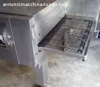 FORNO A CATENA , a gas  LINCOLN