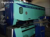 PUNZONATRICE CNC TECHNOLOGY 1500/2000