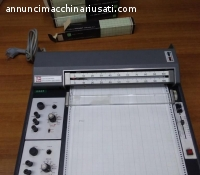 REGISTRATORE DI GRAFICI LNI SPEEDOMAX XL 682 (LAB-REGI-9)