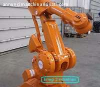 ROBOT ABB IRB 4400 FOUNDRY