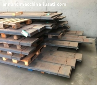 STOCK PIATTO 330X35MM 27MnCrB5-2