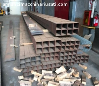 stock tubi in ferro 150x150 sp 6mm